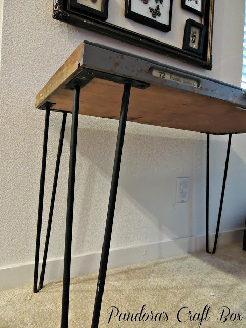 vintage-letterpress-tray-with-iron-hairpin-table-legs