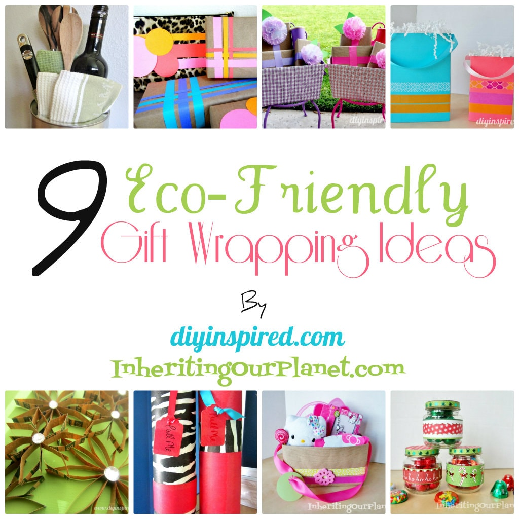 9 Eco-Friendly Gift Wrapping Ideas