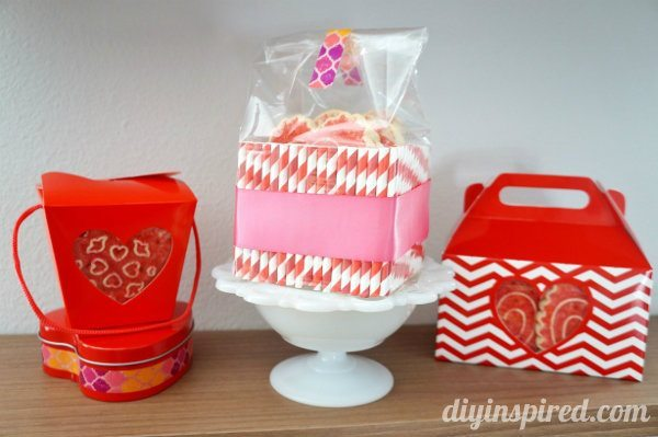 Valentine Baked Goods Gift Ideas and Giveaway