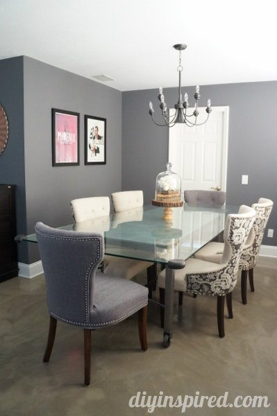 Dining Room Makeover Reveal Diy Inspired