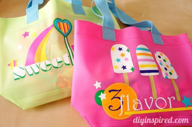 Popsicle Gift Bags
