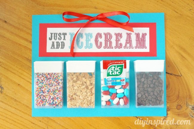 Repurposed Tic Tac Packs