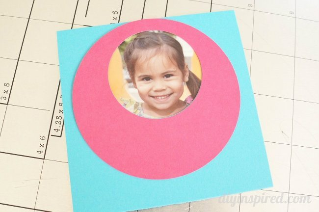 DIY Peephole Cards