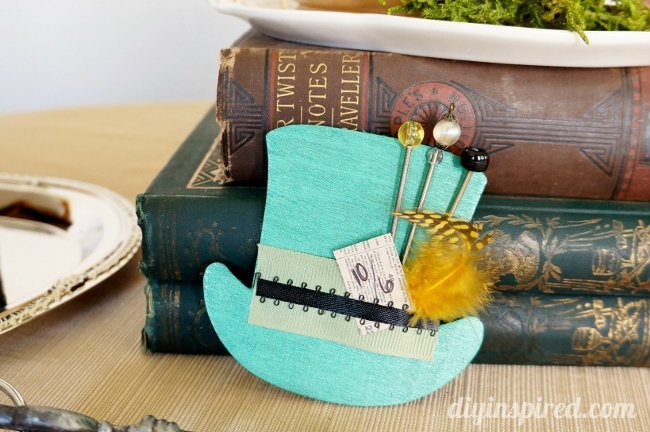 Vintage Mad Hatter Tea Party Ideas (1)