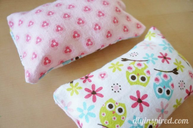 DIY Doll Bedding Tutorial