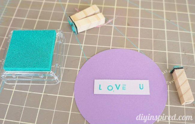 Pocket Greeting Card DIY