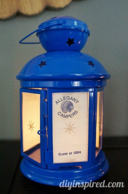 Easy Class Reunion Lanterns