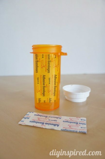 Ideas for Repurposed Prescription Bottles