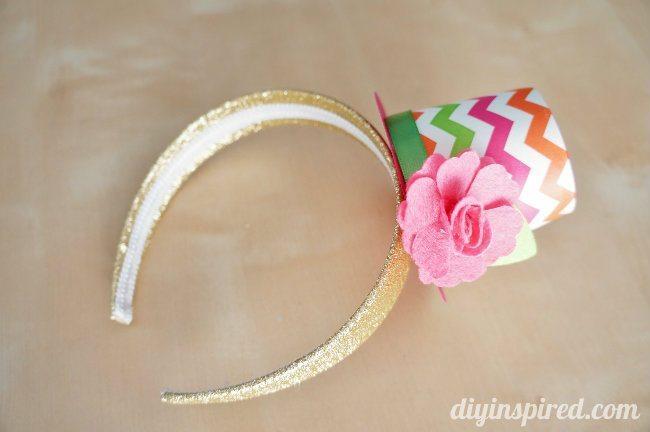 Party Top Hat Headband DIY (8)