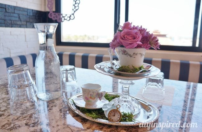 Tea Party Ideas by the Sea