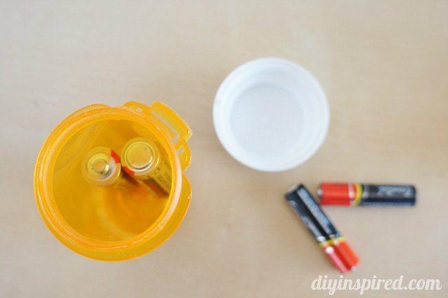 Upcycled Prescription Bottles (2)