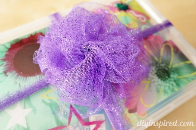 How to Make a Tulle Bow