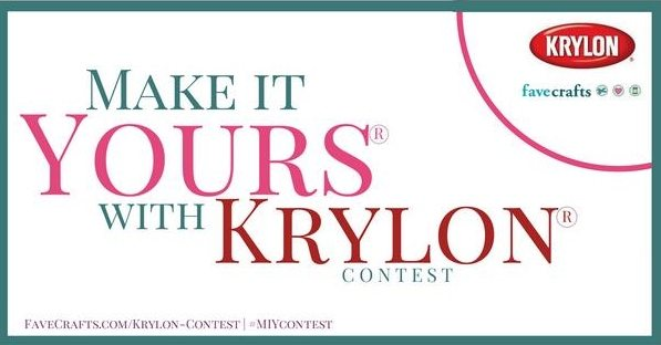Make It Yours with Krylon