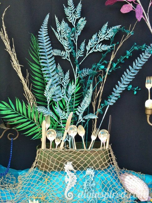 Ariel Treasure Trove Decorations Ideas