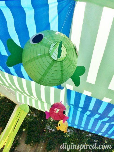Lantern Fish DIY