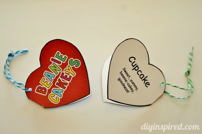 Beanie Baby Birthday Party Printables