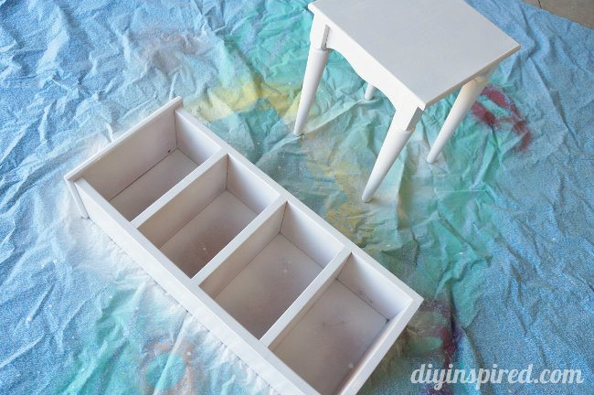 DIY Play Kitchen From Thrift Store Finds