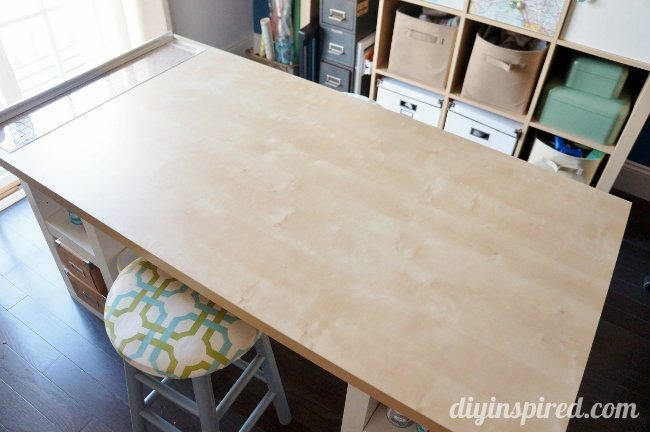 Craft Table Top