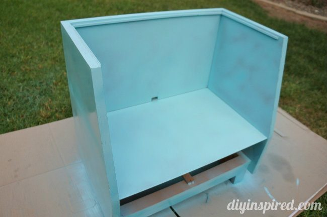 Upcycled Thrift Store Bench for Kids (5)