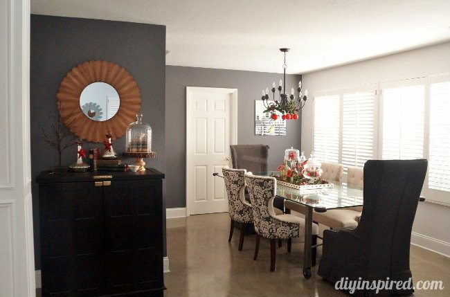 DIY Inspired Christmas Home Tour 2014
