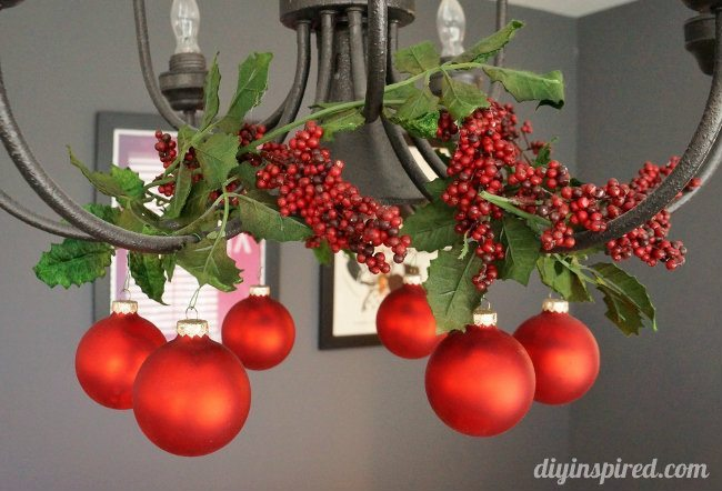 DIY Inspired Christmas Home Tour Dining Room (4)