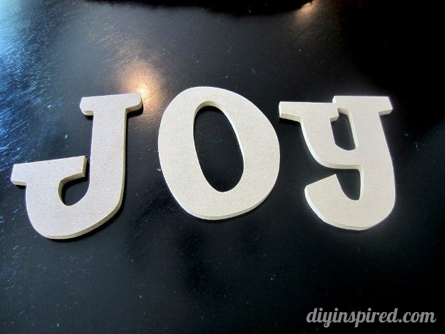 Snowman Joy Wreath Idea