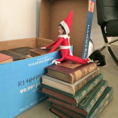 Unique Elf on the Shelf Ideas