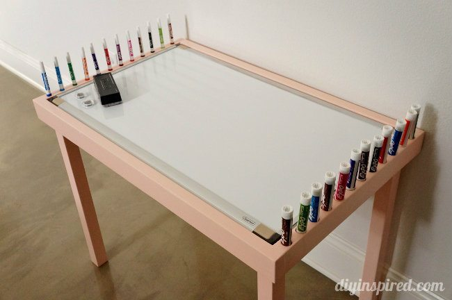 Whiteboard Activity Play Table