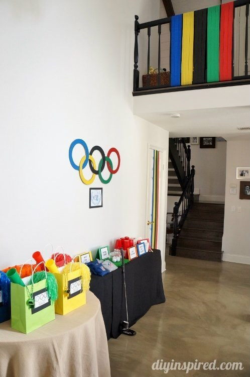 Couples Olympics Decorations (2)