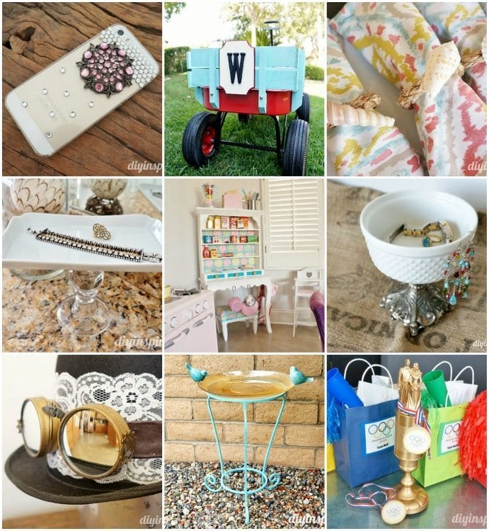 DIY Projects with Glue