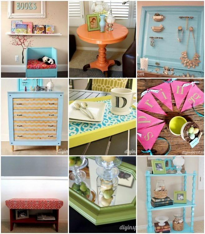 DIY Projects with Paint