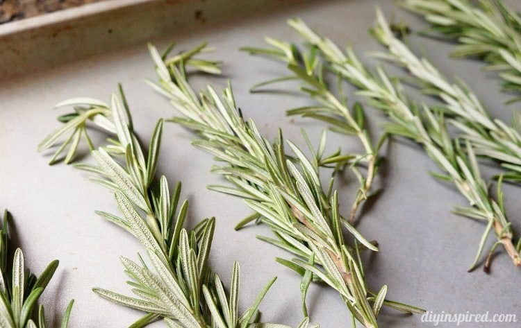 Drying Your Own Herbs (2)