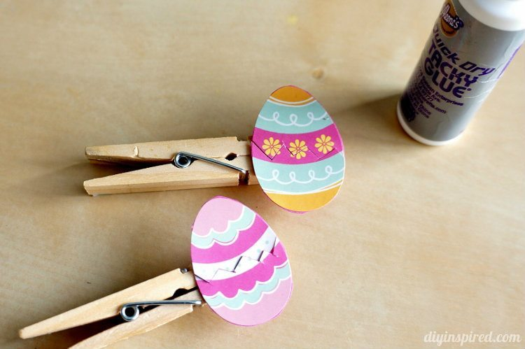 Easter Egg Clothespin Craft for Kids (4)