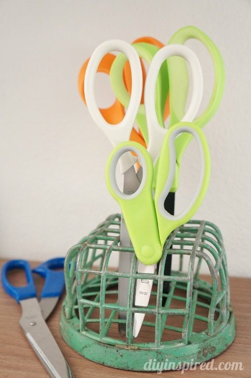 Repurposing Ideas for Scissors