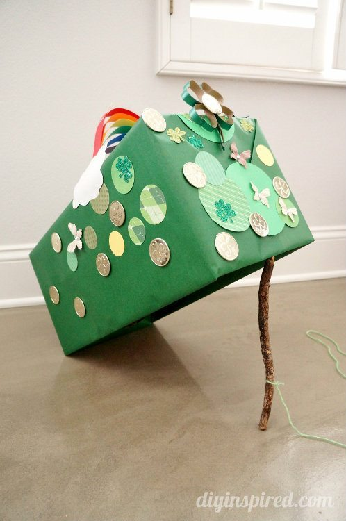 Saint Patrick's Day Leprechaun Trap Tradition