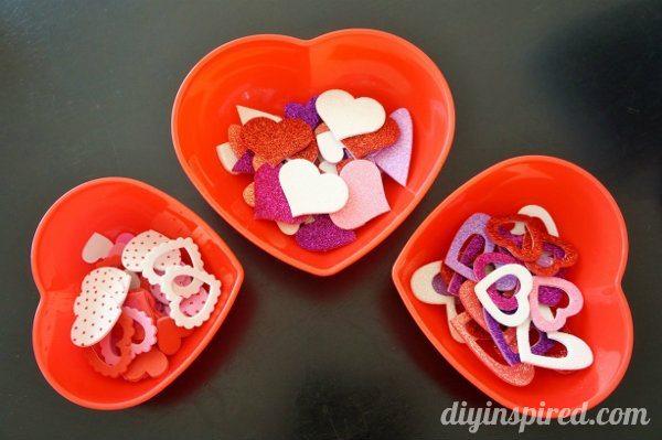 Valentine's Day Crafty Play Date