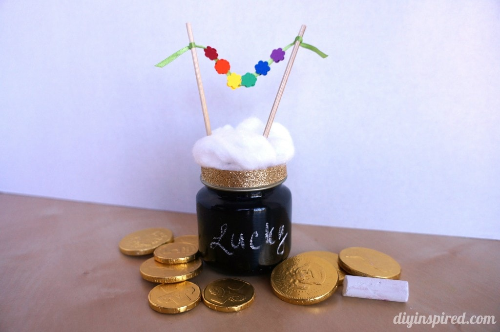 St. Patrick's Day Craft: Pot of Gold
