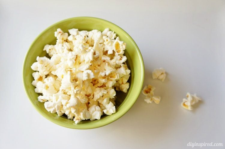 Apple Cider Vinegar  and Popcorn
