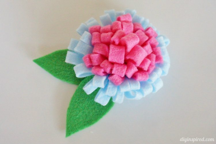 Felt Flower Craft