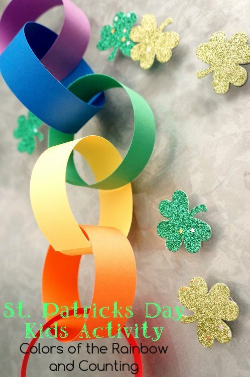 St. Patrick's Day Kid's Activity