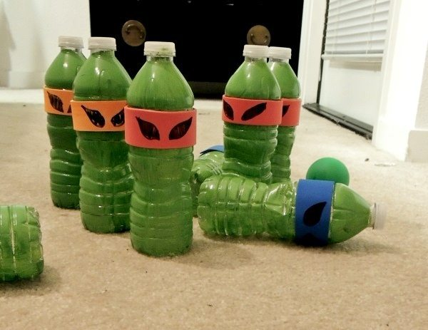 kids-craft-recyled-water-bottles