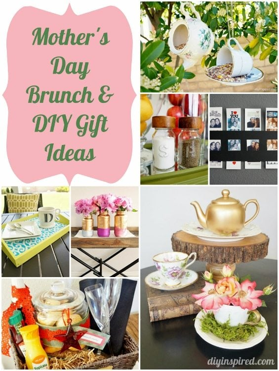 A List of Mother's Day Brunch and Gift Ideas