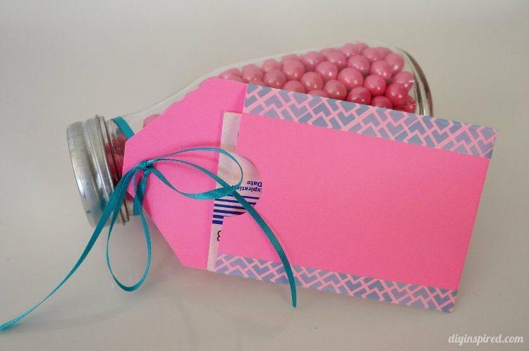 DIY Gift Card Holder Envelope