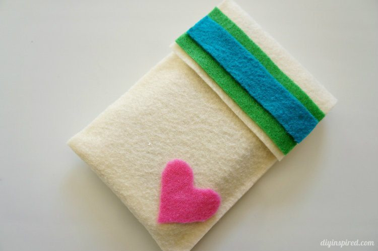 No Sew DIY iPhone Case