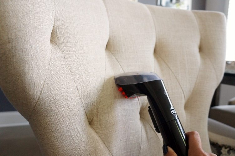 Spring Cleaning Your Upholstery with BISSELL (3)