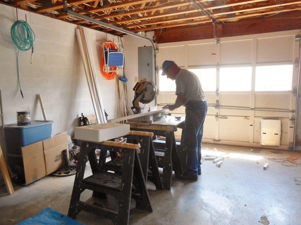 DIY Sunroom Window Coverings (3)