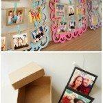 Photo Craft Gift Ideas