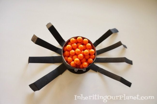 Toilet-Paper-Roll-Spider-Halloween-Favors