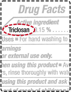 Triclosan-Dangers
