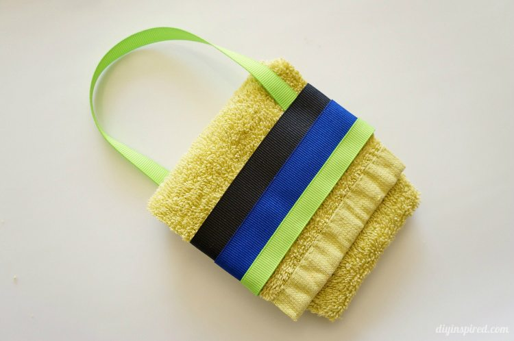 Crafts for Girls Beach Bag DIY